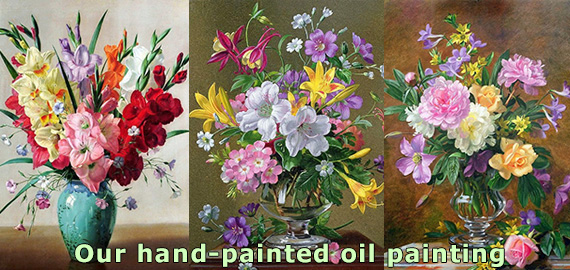 Portrait paintings, wholesale oil painting