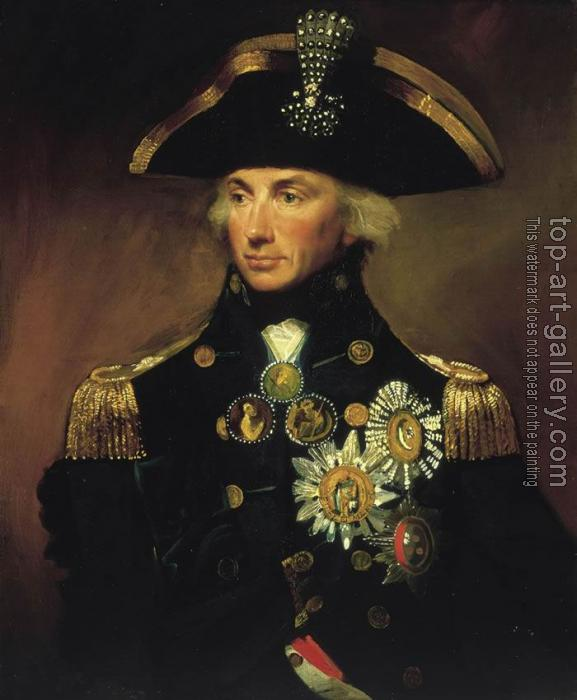 Lemuel Francis Abbott : Rear-Admiral Sir Horatio Nelson, 1758-1805