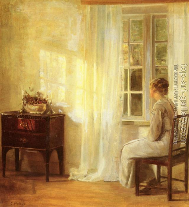 Carl Holsoe : Waiting By The Window