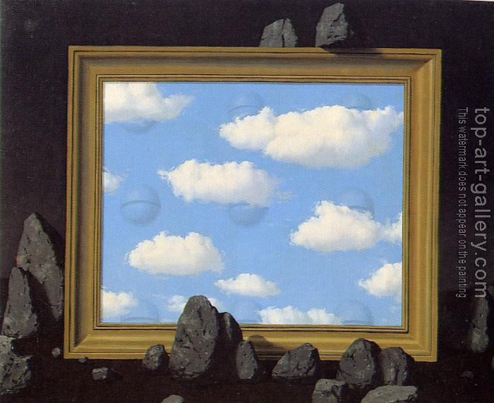 The Spring Tide By Rene Magritte Oil Painting Reproduction