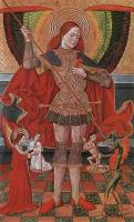Juan De La Abadia : The Archangel Michael