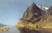 Adelsteen Normann : View of a Fjord