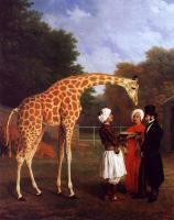 Jacques-Laurent Agasse : The Nubian Giraffe