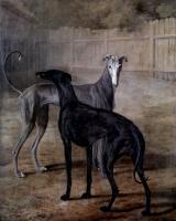 Jacques-Laurent Agasse : Rolla and Portia