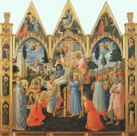 Fra Angelico : Deposition