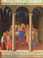 Fra Angelico : Communion of the Apostles