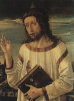 Giovanni Bellini : Christ's Blessing