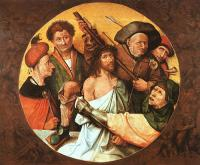 Hieronymus Bosch : Christ Crowned with Thorns