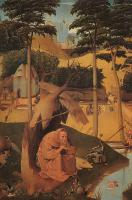 Hieronymus Bosch : Temptation of Saint Anthony