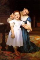 William-Adolphe Bouguereau : The Shell