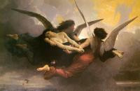 William-Adolphe Bouguereau : A Soul Brought to Heaven