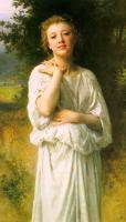 William-Adolphe Bouguereau : Girl