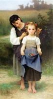 William-Adolphe Bouguereau : The Jewel of the Fields