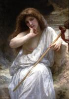 William-Adolphe Bouguereau : Bacchante