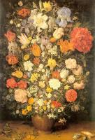 Jan The Elder Brueghel : Bouquet