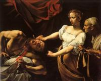 Caravaggio : Judith and Holofernes