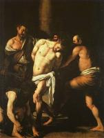 Caravaggio : The Flagellation of Christ