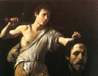 Caravaggio : David with the Head of Goliath