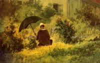 Carl Spitzweg : The Botanist