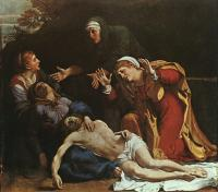 Annibale Carracci : The Dead Christ Mourned,