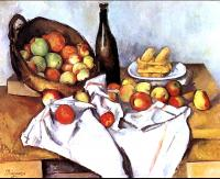 Cezanne, Paul : The Basket of Apples