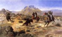 Charles Marion Russell : Capturing the Grizzly