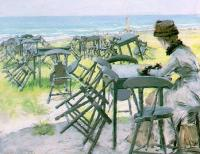 William Merritt Chase : The End of the Season