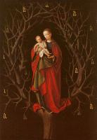 Petrus Christus : Our Lady of the Barren Tree