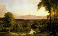 Thomas Cole : View on the Catskill, Early Autumn