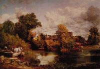 John Constable : The White Horse
