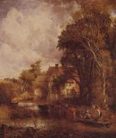 John Constable : The Valley Farm