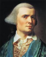 John Singleton Copley : Portrait of the Artist
