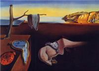 Salvador Dali : The Persistence of Memory(Soft Watches)