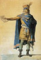 Jacques-Louis David : The Representative of the People on Duty