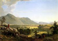 Asher Brown Durand : Dover Plain, Dutchess County, New York