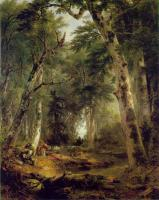 Asher Brown Durand : In the Woods