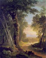 Asher Brown Durand : The Beeches