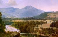 Asher Brown Durand : Genesee Valley Landscape
