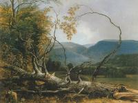 Asher Brown Durand : Study from Nature, Stratton Notch, Vermont