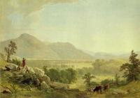 Asher Brown Durand : Dover Plains, Dutchess County, New York