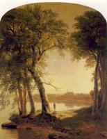 Asher Brown Durand : Early Morning at Cold Spring