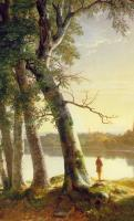 Asher Brown Durand : Early Morning
