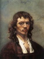 Carel Fabritius : Self-Portrait II