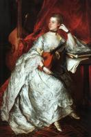 Thomas Gainsborough : Mrs. Philip Thicknesse