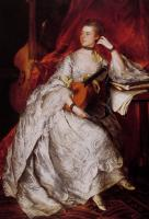 Thomas Gainsborough : Ann Ford, Mrs Philip Thicknesse
