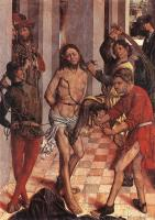 Fernando Gallego : Flagellation