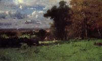 George Inness : A Breezy Autumn