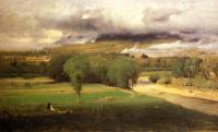 George Inness : Sacco Ford Conway Meadows