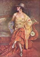 George Owen Wynne Apperley : flamenca