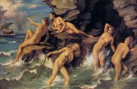 George Owen Wynne Apperley : las sirenas